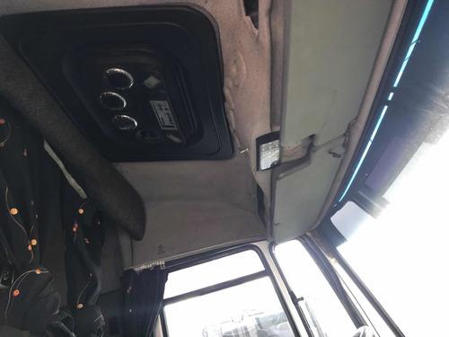 ford cargo cabina alta  1831, año 2006