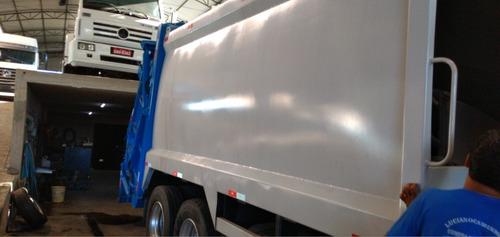 ford cargo  truk 6x2 1723 2013 conpactador  de 19 mts  file
