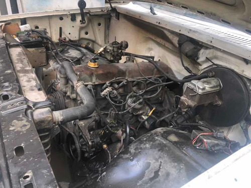ford cava de fibra 350 motor 300