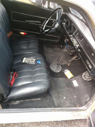 ford corcel 1 de luxo