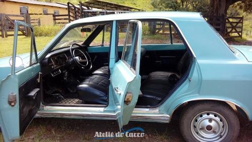 ford corcel 1969 integro - mesmo dono ha mais de  40 anos