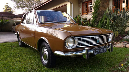 ford corcel 1972 luxo