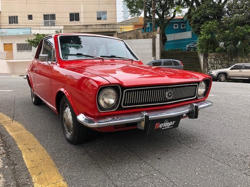 ford corcel 1974   raridade todo original  impecável