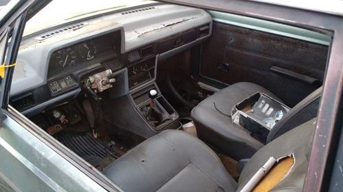 ford corcel 88 cht / mecânica/lataria/suspensão/acabamentos