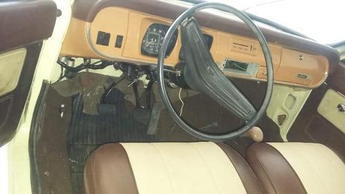 ford corcel cavalinho ldo
