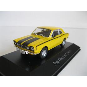 Ford Corcel Gt 1971 - Carros Inesquecíveis Do Brasil