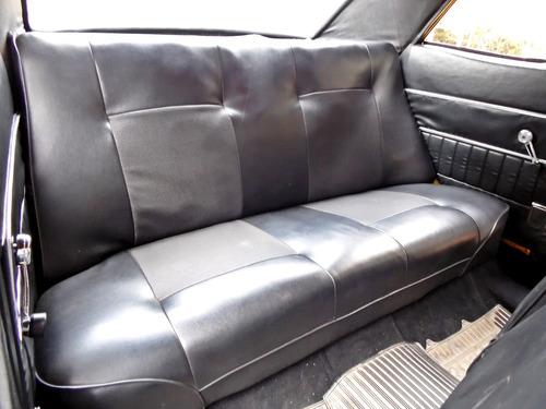 ford corcel i luxo 1973 placa preta