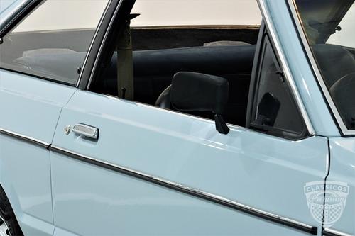 ford corcel ii 2 l - 1979 79 - baixa km - original - antigo