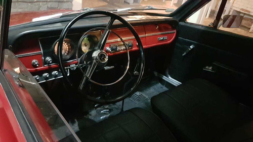 ford corcel luxo  1971