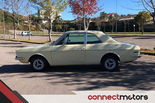 ford corcel luxo - 1977
