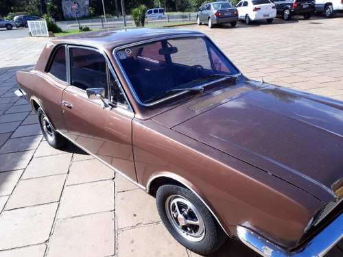 ford corcel luxo 1.977