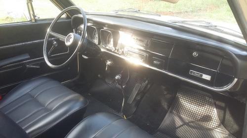 ford corcel luxo 1977 apto à placa preta