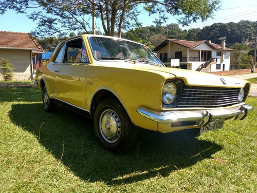 ford corcel luxo