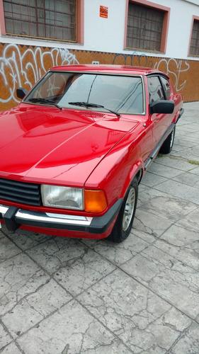 ford coupe taunus 2.3 gt con caja sp5 año 1981