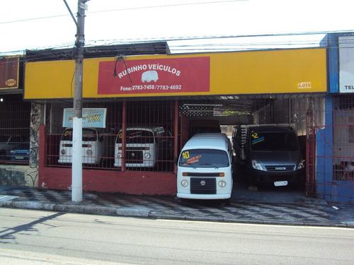 ford courier 1.6 - 2007 - pronta para trabalhar