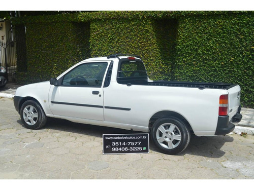 ford courier 1.6 l