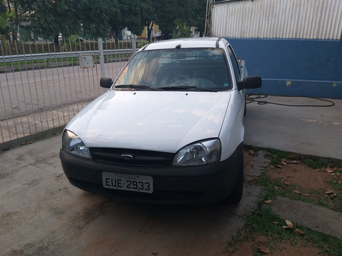 ford courier 1.6 l flex 2009 e 2011