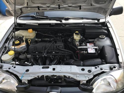 ford courier 1.6 l flex 2p 103.1hp 2009 completa ar condicio