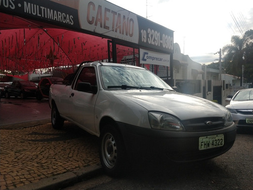 ford courier 1.6 l flex 2p 2013