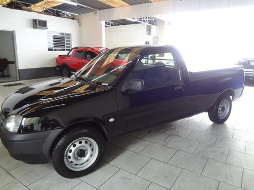 ford courier 1.6 l flex 2p
