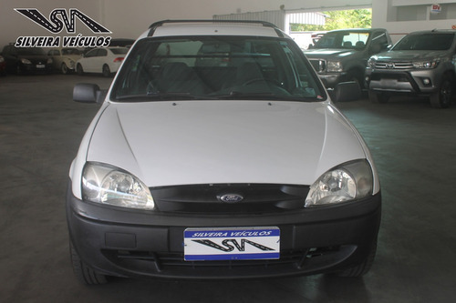 ford courier 1.6 l flex 2p - ano: 2013