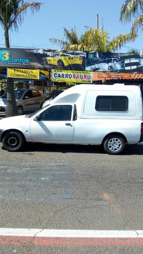 ford courier 1.6 mpi l 8v gasolina 2p manual
