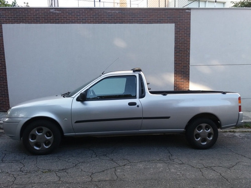 ford courier 1.6 xl flex 2p 2010