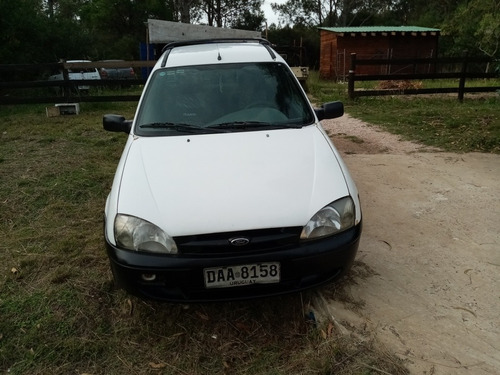 ford courier 1.8 pick-up d dh 2001