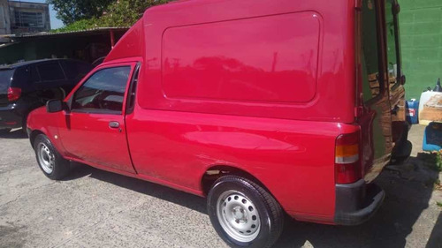 ford courier 2007 1.6 l 2p