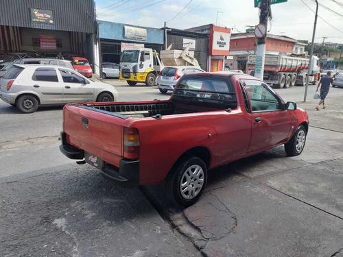 ford courier 2012  zero de entrada