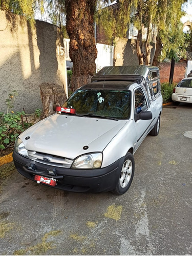 ford courier ac