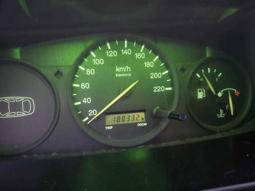 ford courier l 1.6 flex 2008