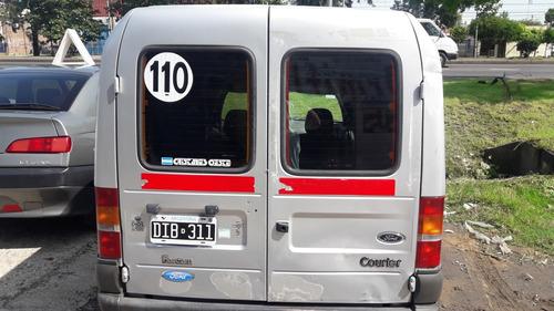 ford courrier furgon diesel