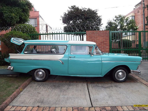 ford courrier sw 1957