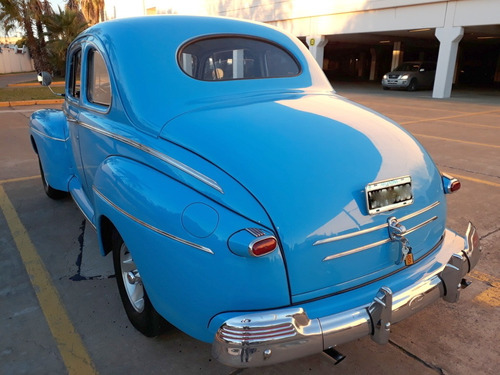 ford cupe 1946