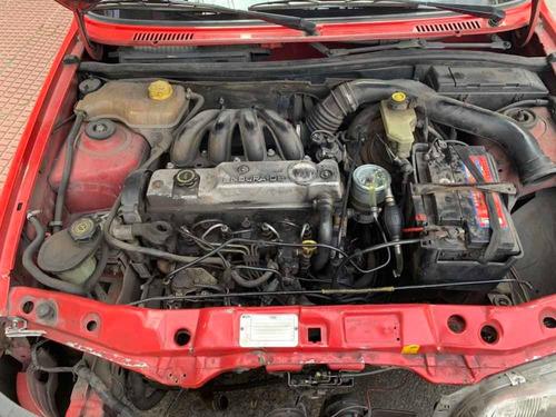 ford currier chocado furgón diésel