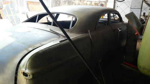 ford custom 1951 hot rod docks em dia placa do ano + mecanic