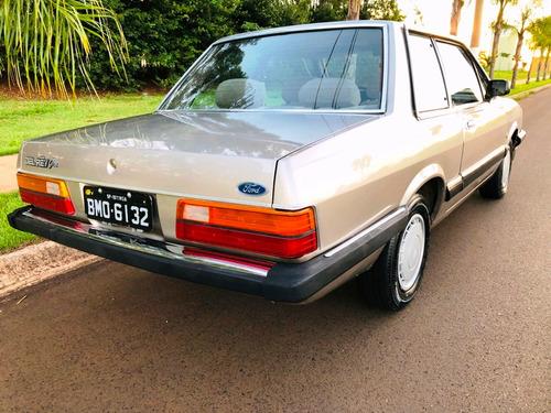ford del rey ghia 1986 completo automatico aceito troca