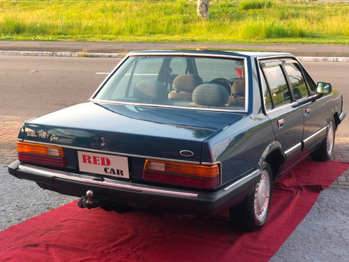 ford del rey guia 1990 4 portas raridade