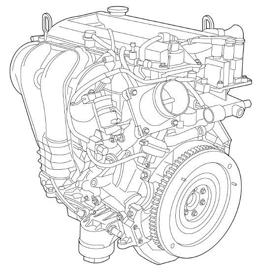Ford Duratec 2 0l Motor Manual Taller Reparacion Ecosport