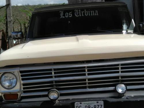 ford e-150 vendo camioneta