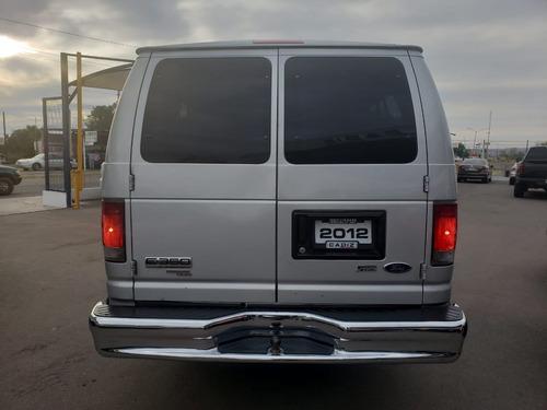 ford e-350 2012