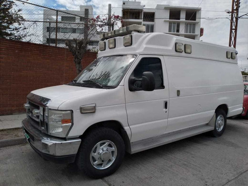 ford e-350 paquete ambulancia