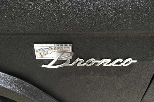 ford early bronco 1968