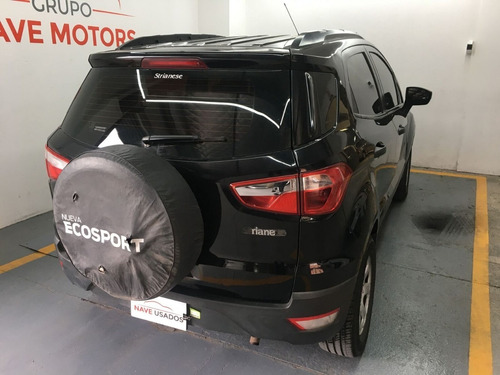 ford eco sport 1.6 se nyl solo contado