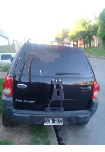 ford eco sport 1.6 xlt full chocada funcionando.170000$