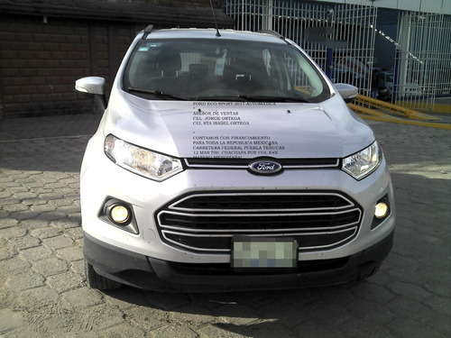 ford eco sport