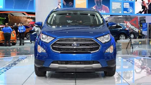 ford eco sport new se manual  okm por r$ 70.999,99