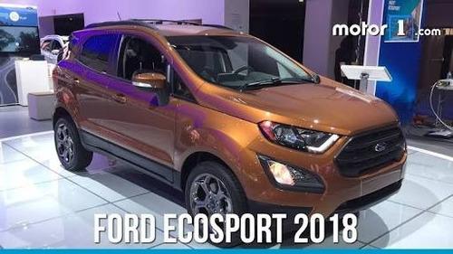 ford eco sport por