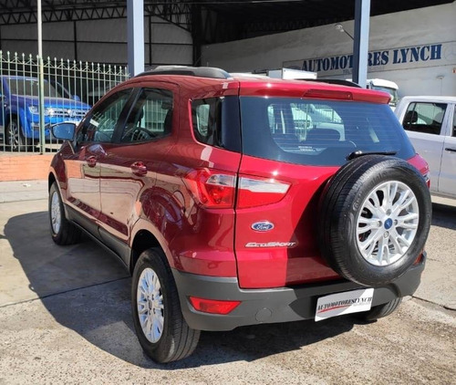 ford eco sport se 1.6